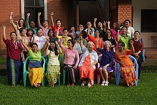 McWilliams Associates facilitate capacity building for ethnic minorities in Myanmar